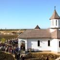 IPS Mitropolit Nifon a instalat-o stareta pe maica Inochentia Costache la Manastirea Patroaia Deal