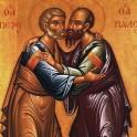 Acatistul Sfintilor Petru si Pavel